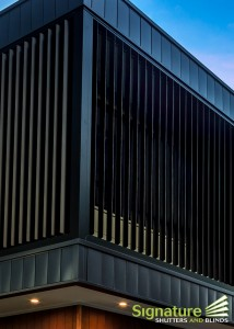Freshwater Vertical Louvres Twilight-2