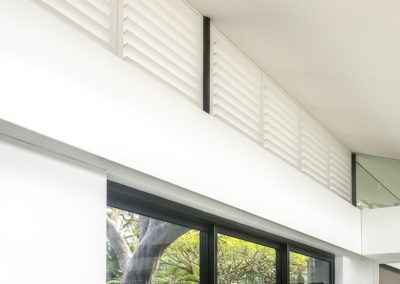 Hardwood Shutters Hinged - Transom Windows 2