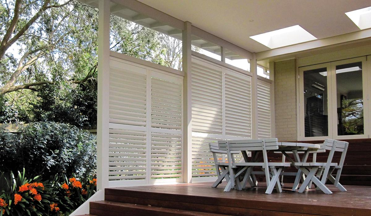 external plantation shutters