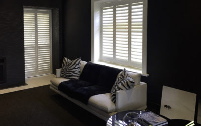 Photo Of The Week – Make a Statement With Plantation Shutters