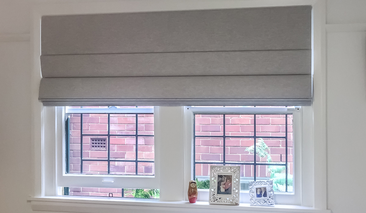 Roman-Blind-with-Blockout-Fabric-Bedroom