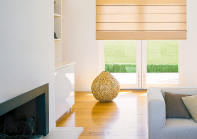 internal roman blinds