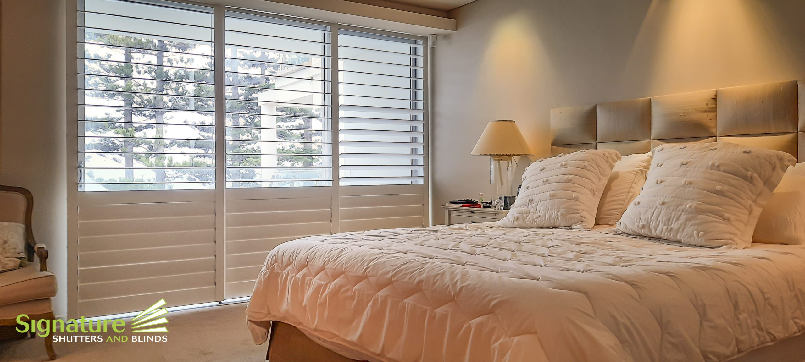 Sliding Shutters, 114mm blades closed