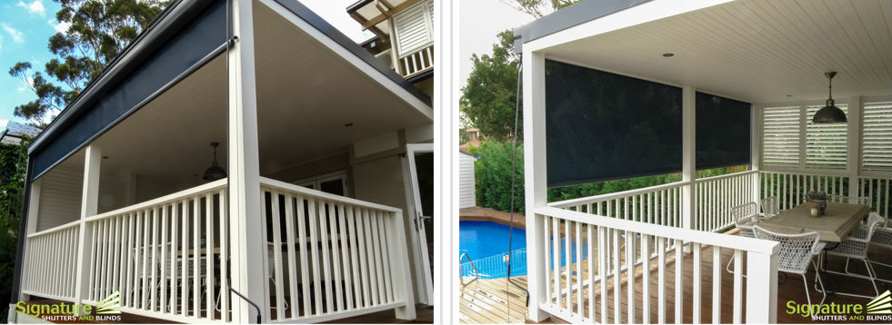 External Roller Blinds, The Practical Way To Reduce Glare