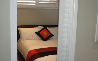 Plantation Shutters are so Versatile